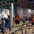 Barricades near Taksim Square. Istanbul, Turkey. June 2013.