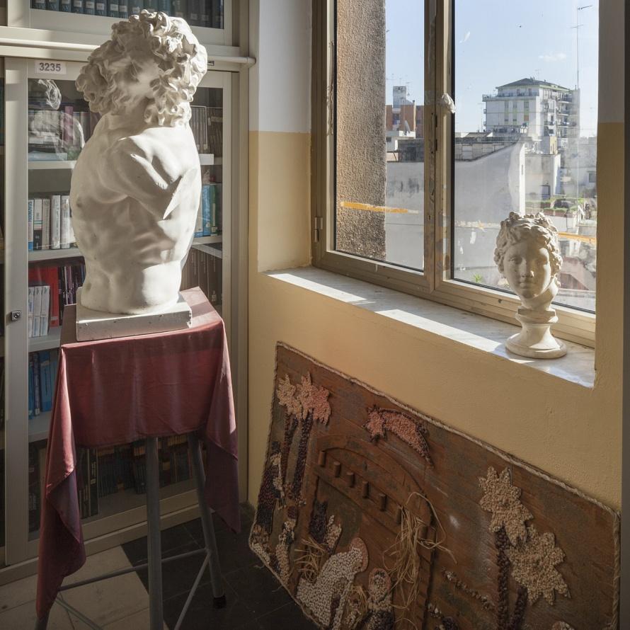 A Brindisi | Mario Capriotti