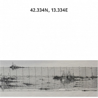 42.334N, 13.334E di Mario Capriotti