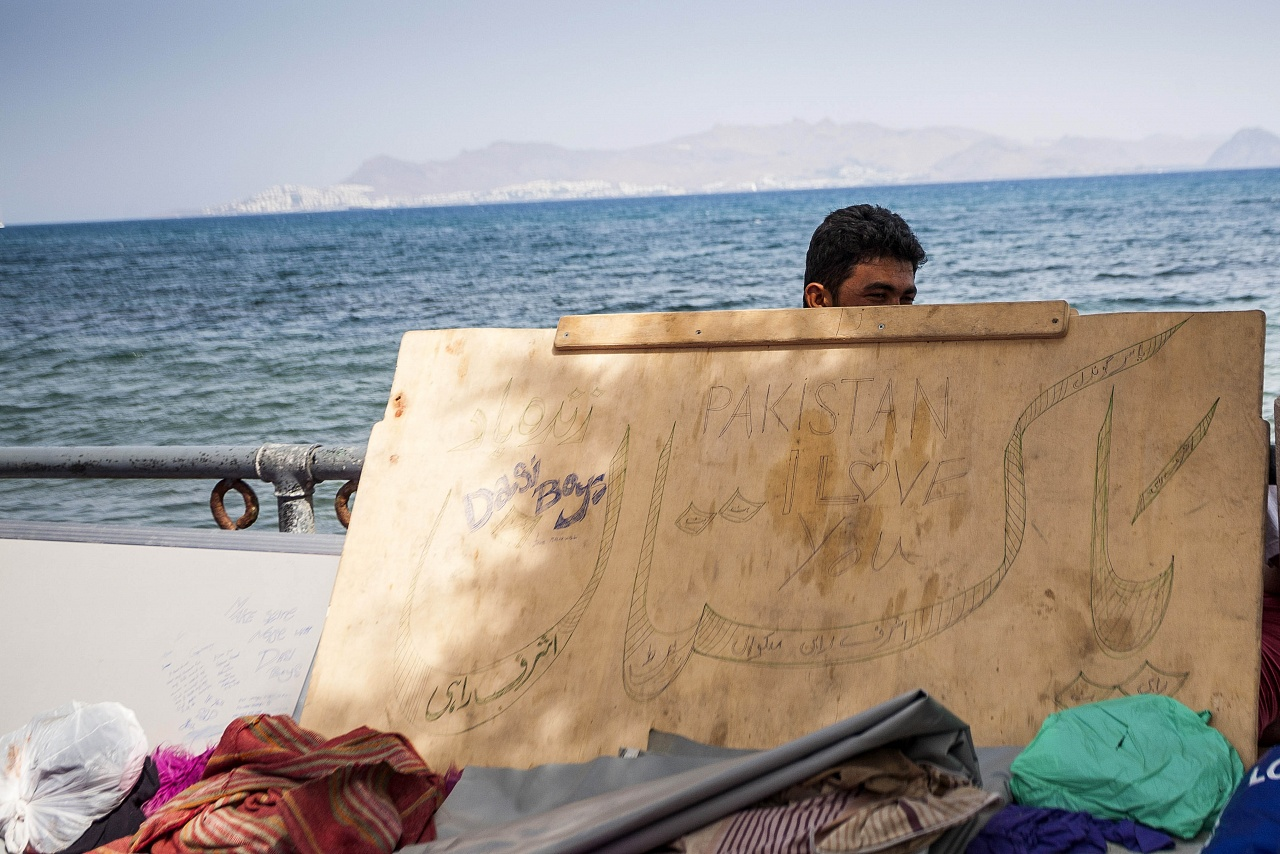 Kos, migranti